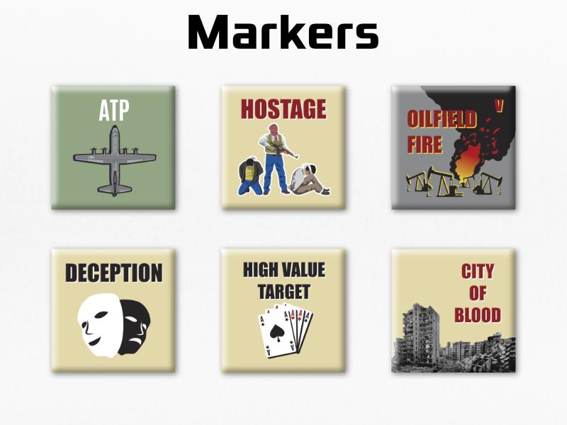 DesertOneMarkers